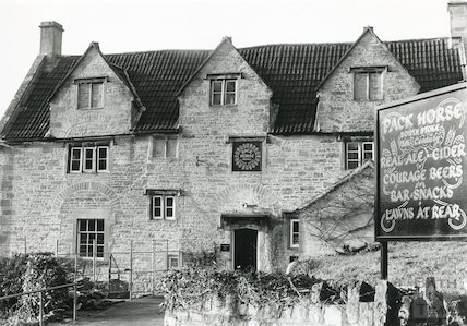The Packhorse Inn, Southstoke, 1984