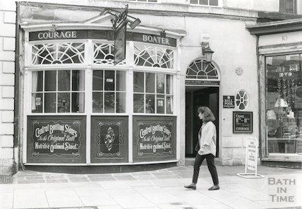 The Boater, Argyle Street, Bath, 1994