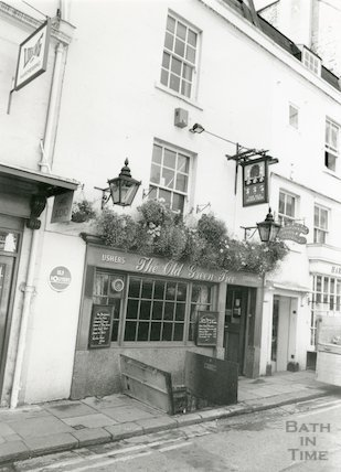 The Old Green Tree, Green Street, Bath, 1994
