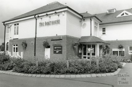 The Boathouse, Newbridge, 1995