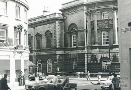 Guildhall from North (Old Technical School), c.1980s?