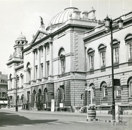Guildhall, High Street from the South West, c.1950s