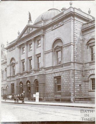 The Guildhall, High Street, Bath c.1903