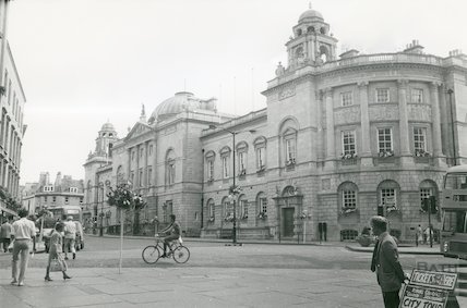 The Guildhall, High Street, 1987