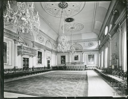Guildhall Banqueting Room, c.1980s?