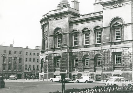 Guildhall, High Street from the South, c.1980s