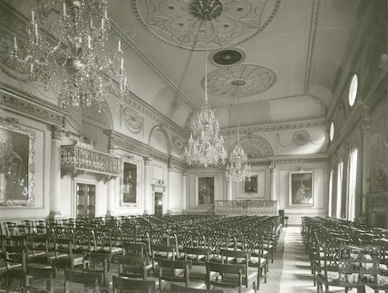Guildhall Banqueting Room c.1929