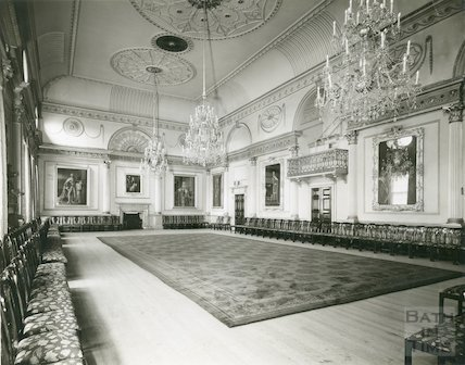 Guildhall Banqueting Room, 1938