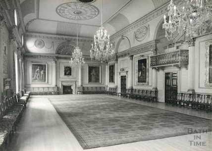 Guildhall Banqueting Room, c.1930s