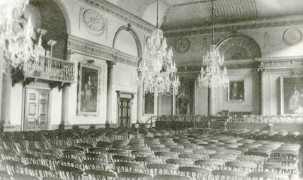 Guildhall Banqueting Room, 1911