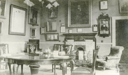 Guildhall Mayors Parlour, 1911