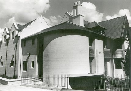 Magistrate's Court Complex opened September, 1989