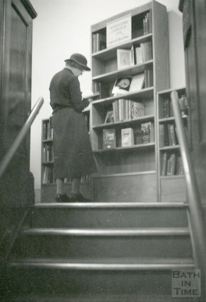 Bath Municipal Lending Library, Bridge Street, c.1950s