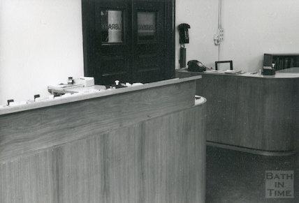 Bath Lending Library, Bridge Street, c.1950s
