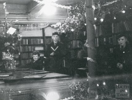 Junior Library, Bridge Street, c.1950s?