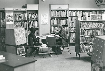 Junior Library, Bridge Street, c.1980s?