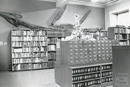 Reference Library, Queen Square December, 1989 prior to move to Podium