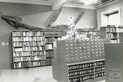 Reference Library, Queen Square December, 1989, prior to move to Podium
