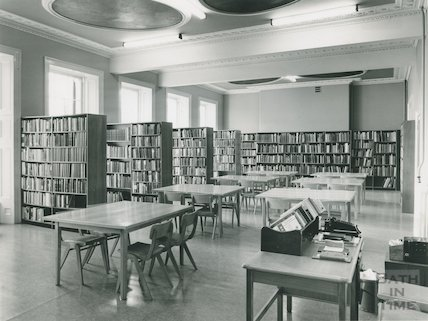 Reference Library, Queen Square March, 1964