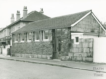 Moorland Road Branch Library June, 1962