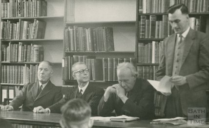 Bath Lending Library Book Selection Committee, c.1960s