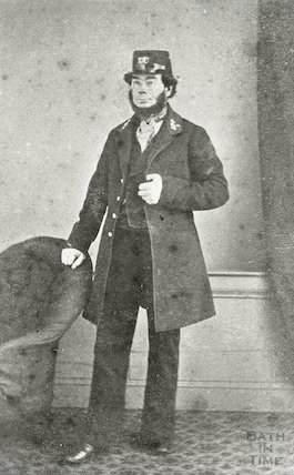 Letter Carrier James Pond (1814-93), c.mid 1860s