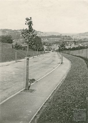 The Hollow, Twerton, 14 July 1933