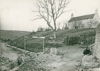 Shophouse Road, Twerton, 12 April 1931