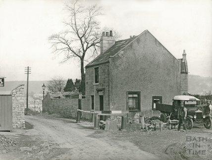 Shophouse Road, Twerton, c.1931