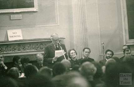 A Bath Preservation Trust Meeting, 4 December 1972