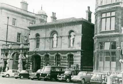 Bath Police Station, Orange Grove, Bath, c.1960s
