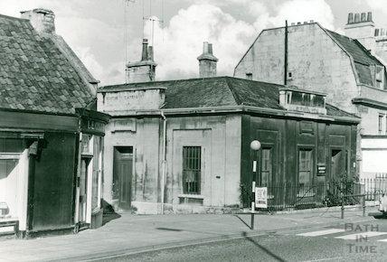 The Southern Dispensary, Claverton Buildings, Claverton Street, Widcombe, c.1960s