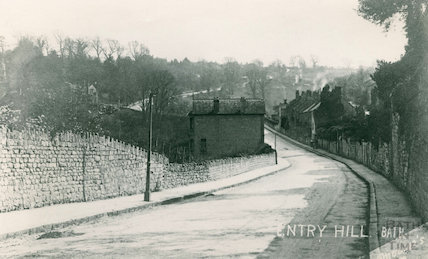 Entry Hill, Bath, c.1910