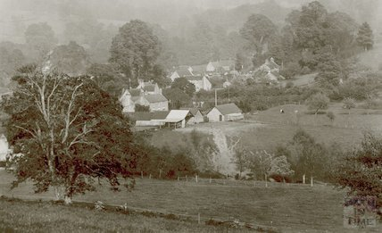 Unidentified rural village, c.1920s