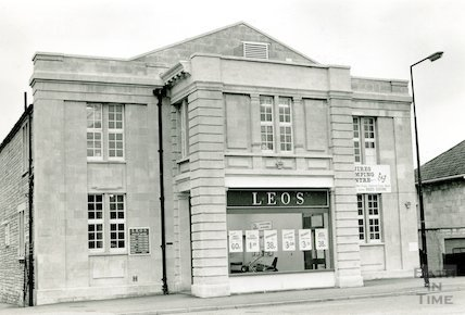 Leo's at the old Scala Cinema, Oldfield Park, 7 October 1991