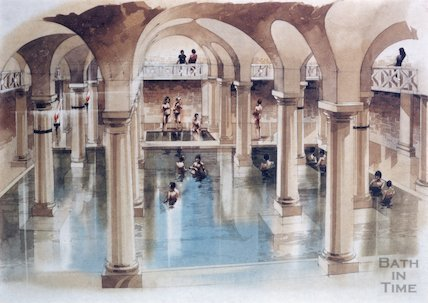 The Roman Spa Experience, 10 January 1983