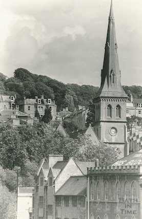View of Widcombe, 8 June 1988