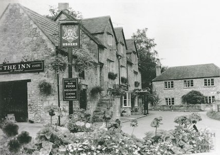 The Inn at Freshford, Bath, 2 August 1988