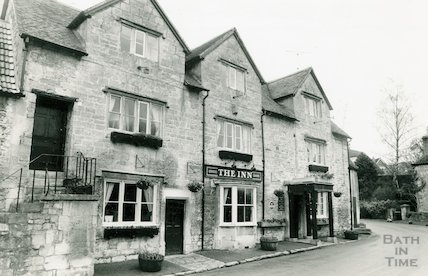 The Inn at Freshford, Bath, 22 February 1992
