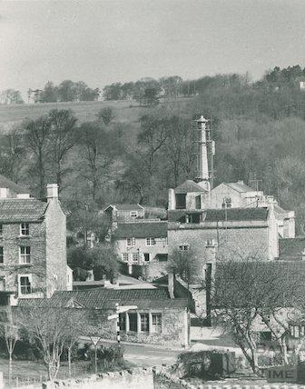 General view of Freshford, 27 July 1970