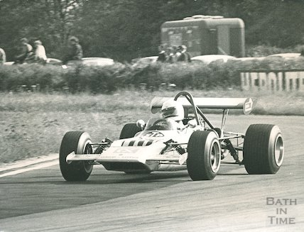 Motor Racing at Castle Combe Racing Circuit, 19 July 1971