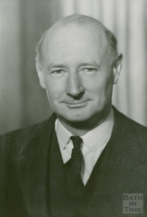 Sir James Pitman, c.1960s