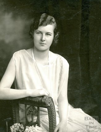 Miss Margaret Beaufort (Beau) Lawson Johnston, second daughter of the Hon Lady Lawson Johnston of Pavenham Bury, Beds, c.1927
