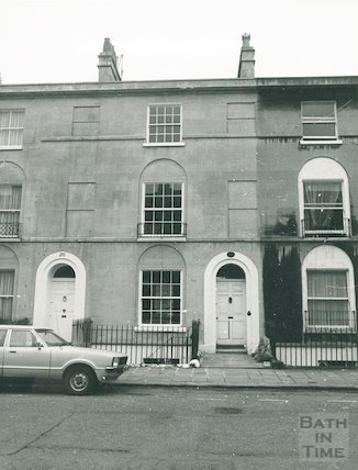 26 Daniel Street, Bath, 1 April 1982