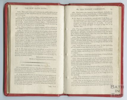Regulations for the Company in Bath, 1780 part2