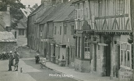 North Leach, c.1920s