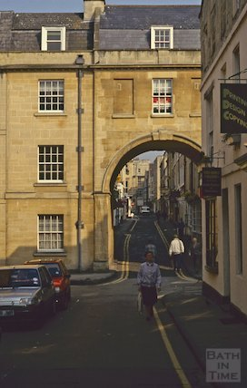 Trim Bridge, Bath, April 1992