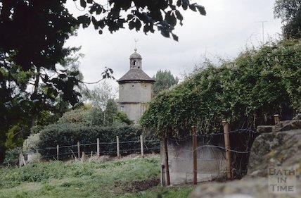 Widcombe Manor dovecote, Bath, September 1992