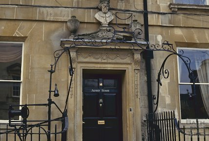 Alfred House, 14 Alfred Street, Bath, March 1993