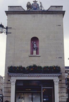 Mallory's, New Bond Street, Bath, March 1993